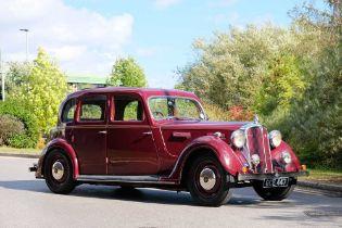 1947 Rover 16 P2 'Six-Light' Saloon