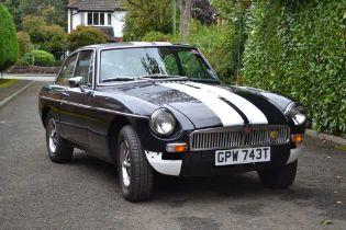 1979 MG B GT No Reserve