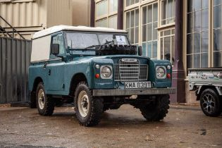 1979 Land Rover Series III 88 Extensively restored by marque specialist Chris Ledger in 2016
