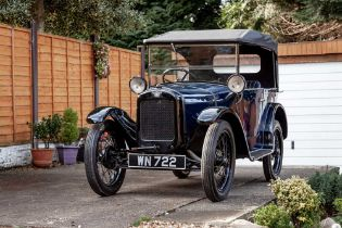 1928 Austin Seven 'Chummy' Tourer No Reserve