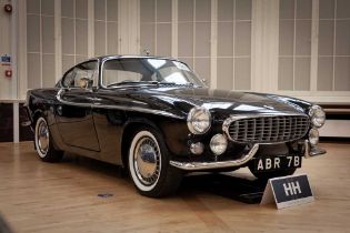 1964 Volvo P1800S Just One Former Keeper From New