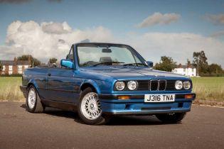 1992 BMW 318i Convertible Motorsport 'Design Edition'