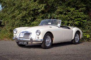 1959 MG A 1500 Roadster No Reserve