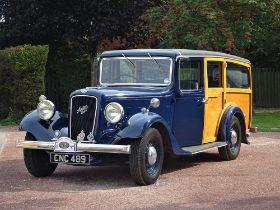 1936 Austin 16/6 Shooting Brake