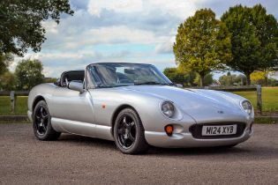 1995 TVR Chimaera 4.0 Just Two Former Keepers