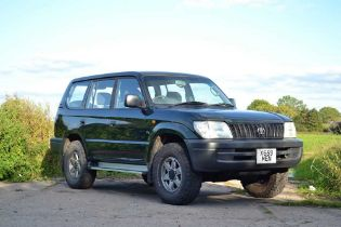 2000 Toyota Land Cruiser Colordao FX No Reserve - Just Two Former Keepers