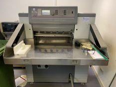 Polar 66 paper guillotine, Serial No: 71H1126 (2001), 660mm capacity (faulty display)