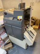 GBC AP-2 Ultra automatic wire binding punch, Serial No: QH21508 (2003?)