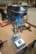 CLARKE 240V MODEL NO. CDP5DD TABLE TOP PILLAR DRILL