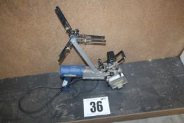VIRUTEX AG98F HAND PORTABLE EDGE ELECTRICALLY OPERATED EDGE BANDER