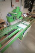 GRASS MULTI PRESS HOLE BORER, 18 HORIZONTAL SPINDLES & 20 VERTICAL SPINDLES COMPLETE WITH 2