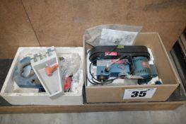 BOXED CLARKE 240V BENCH TOP PILLAR DRILL