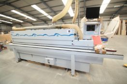 BRANDT OPTIMAT KDF530C EDGE BANDER, YEAR OF MANUFACTURE 2007, SERIAL NO. 0261022791, COMPLETE WITH