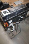 240V TABLE TOP SIP PILLAR DRILL, MODEL NO. 07296, 16MM DRILL CAPACITY