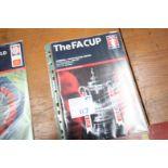 FA CUP PROGRAM, ARSENAL V. MANCHESTER UNITED, 3RD APRIL 2004
