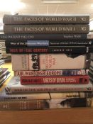 Collection of books relating to World Wars