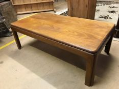 G-Plan Mid Century coffee table approx 107cm x 57cm x 37cm tall