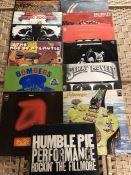 "13 Seventies Progressive Rock LPs inc. albums by Jody Grind ""Far Canal"" (UK orig Transatlantic),"