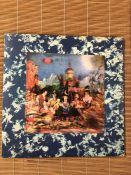 """The Rolling Stones """"Their Satanic Majesties Request"""" LP. UK original stereo first pressing on the"""