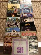 "19 UK Folk / Folk Rock LPs inc. albums by Nic Jones ""S/T"" (UK orig red Trailer), Fairport Convention"