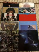 LPs to include four by Rod Stewart, Blondie, Paul McCartney, Joan Armatrading and three by Dire