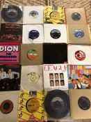 Collection of Vinyl 45's / singles to include James Brown, Creedence Clearwater, Hawkwind etc