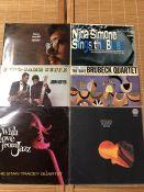"5 original UK pressing Jazz LPs including Joe Harriott & John Mayer ""Indo Jazz Suite"" (Lansdowne"