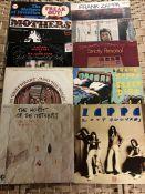 "10 Frank Zappa / Captain Beefheart LPs inc. ""Freak Out!"" (UK mono orig Verve VLP 9154), """