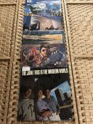 Five albums to include 10 CC, The Jam, Jerry Rafferty, Santana