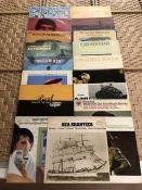 "19 UK Folk / Folk Rock LPs inc. albums by Jackie McAuley ""S/T"" (UK orig Dawn DNLS 3023), Donovan """