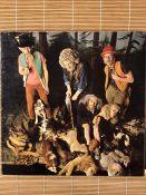 "Jethro Tull ""This Was"" LP. UK original mono first pressing on the pink Island ""eyeball"" label ILP"