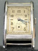 Vintage watch by Doxa marked Anti Magnetic A/F