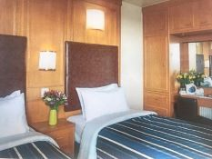 SOLD ON BEHALF OF THE WELDMAR HOSPICE, DORCHESTER: Three nights in the St Giles Hotel in Central