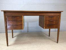 Small Mid Century desk (A/F)