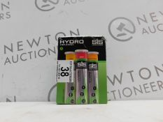 1 BOXED HYDRO TRIPLE PACK RRP £12.99