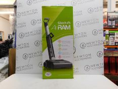 1 BOXED GTECH 22V AIR RAM CORDLESS VACUUM CLEANER WITH CHARGER RRP £249