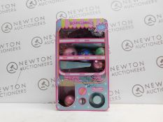 1 BOXED SQUEEZAMALS VENDING MACHINE SQUISHY PLUSH CHARACTERS RRP £49