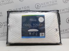 1 BAGGED SNUGGLEDOWN BLISS COOL TOUCH PILLOW RRP £39.99