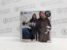 1 BOXED THE COMFY OVERSIZED HOODY RRP £39