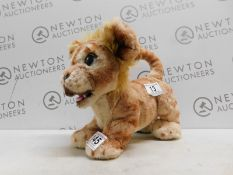 1 FURREAL DISNEY THE LION KING MIGHTY ROAR SIMBA RRP £119.99