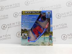 1 BRAND NEW BOXED BODY GLOVE SNORKEL SET RRP £49