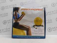 1 BOXED PRO-FORM TOTAL BODY FITNESS SYSTEM RRP £39