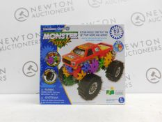 1 BOXED TECHNO GEARS MONSTER TRUCK RRP £39