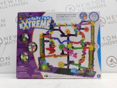 1 BOXED TECHNO GEARS MARBLE MANIA CRAZY TRAX EXTREME SET RRP £59