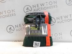 1 PACKED MENS EDDIE BAUER LOUNGE SET SIZE M RRP £29