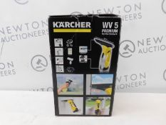 1 BOXED KARCHER WV5 PREMIUM NON-STOP CLEANING KIT RRP £89.99