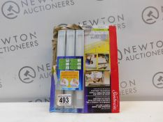 1 PACK OF SUNBEAM DIMMABLE LED UNDER COUNTER LIGHT KIT RRP £49.99