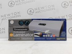 1 BOXED CATHEDRAL TIMESAVER PROFESSIONAL A4 LAMINATOR RRP £64.99