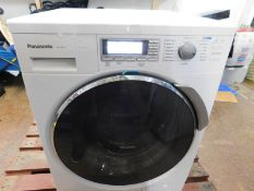 1 PANASONIC NA-140VZ4 10KG 1400 SPIN STEAM WASHING MACHINE RRP £499
