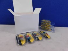 10 BRAND NEW AA CAR ESSENTIALS 4 PACK OF ASSORTED BLADE FUSES FUSE 10 / 15 / 20 / 25 AMP RRP £15